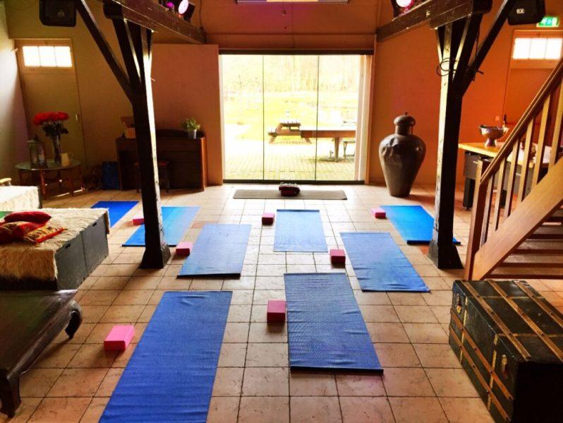 Yoga voor bedrijven