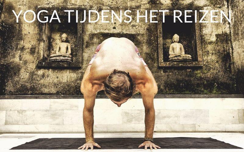 Yoga tijdens het reizen