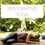 Restorative Yoga; Yoga voor luie mensen?
