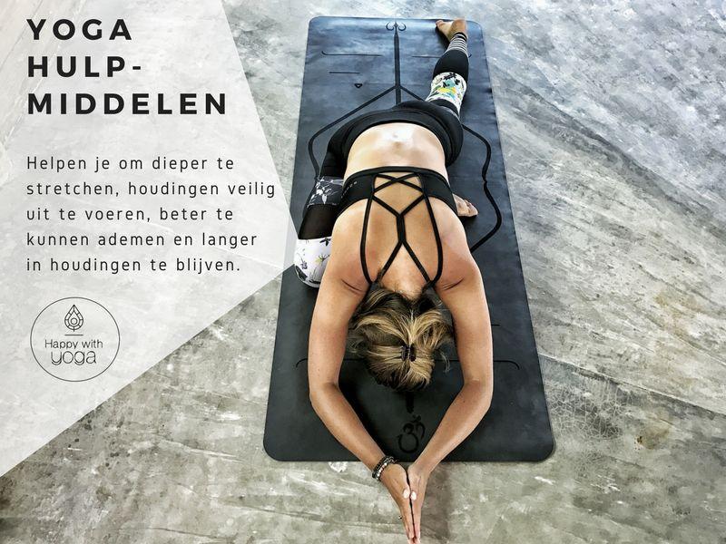 Yoga hulpmiddelen voor yoga beginners