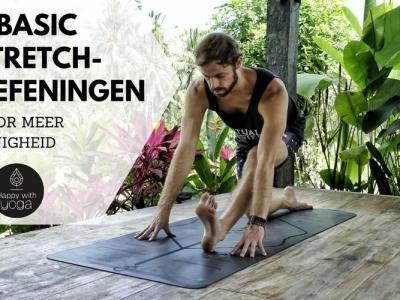 stretchoefeningen voor meer lenigheid