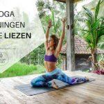 9 yoga oefeningen voor je liezen