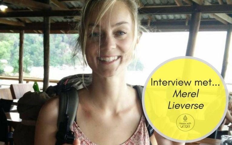 Interview met merel lieverse