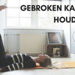 Kom tot rust in de gebroken kaars houding – 5 voordelen
