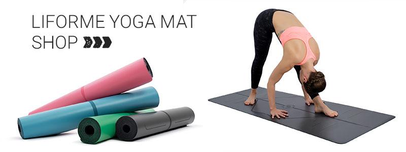 liforme yoga mat kopen