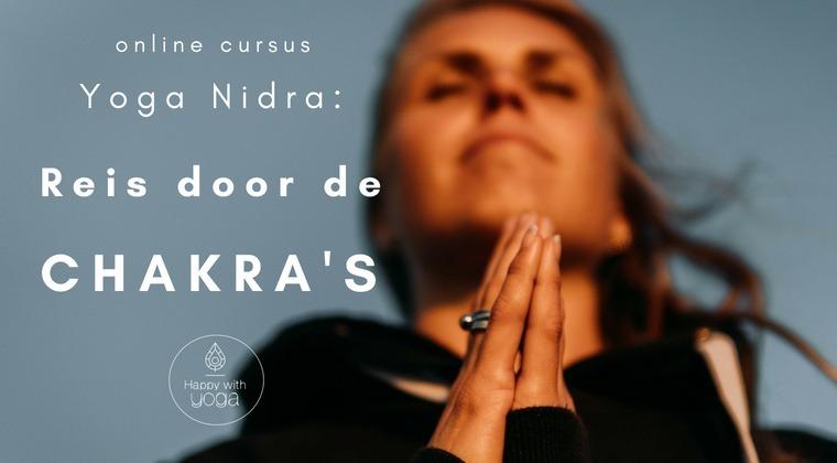 online chakra cursus - reis door de chakra's
