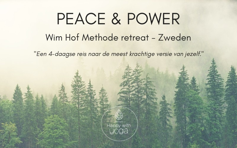 Wim Hof retreat