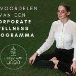 De voordelen van een Corporate Wellness programma