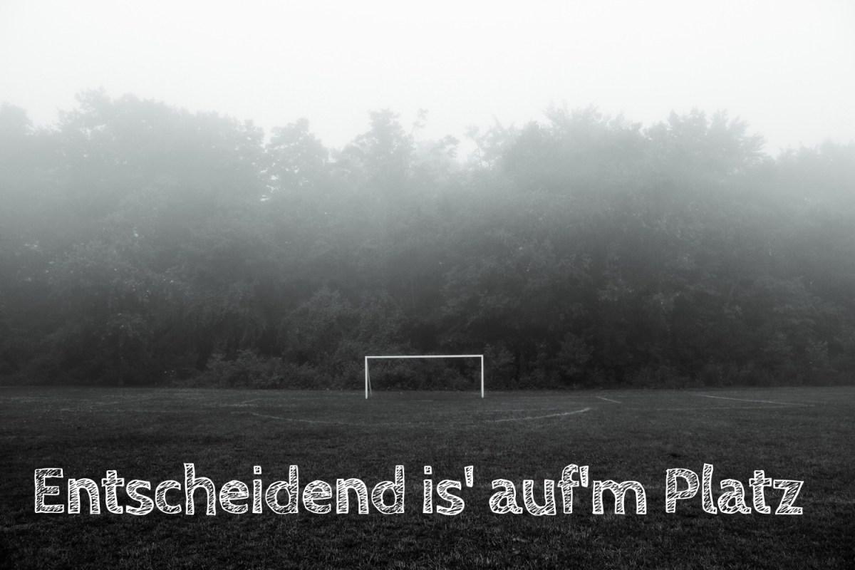 Entscheidend is' auf'm Platz ist zentrale Dortmunder Fußballphilosophie. Foto: Omair Khan/Unsplash