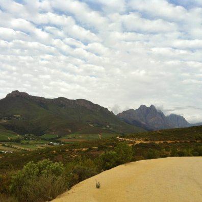 Stellenbosch, hike, Simonsberg, Jonkershoek, outside, mountains