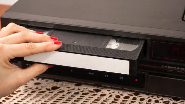 Alte Vhs Kassetten Digitalisieren So Wird S Gemacht