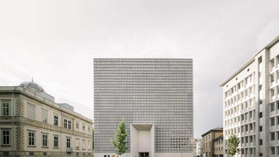 THE BUNDNER KUNSTMUSEUM
