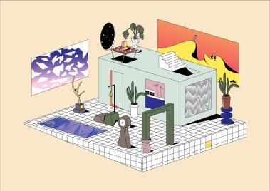 Le-illustrazioni-pop-di-di-Tanawat-Sakdawisarak-Collater.al-9