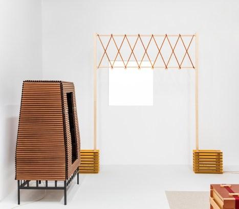 UM Project, Patch concept & exhibition. Photography © Francis Dzikowski/Otto
