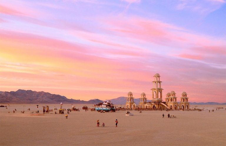 BURNING MAN ARCHITECTURE