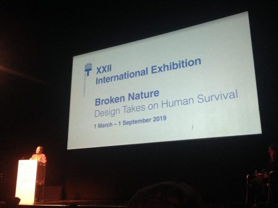Broken Nature presentation