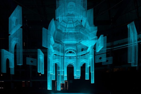 EDOARDO TRESOLDI for MARCELO BURLON