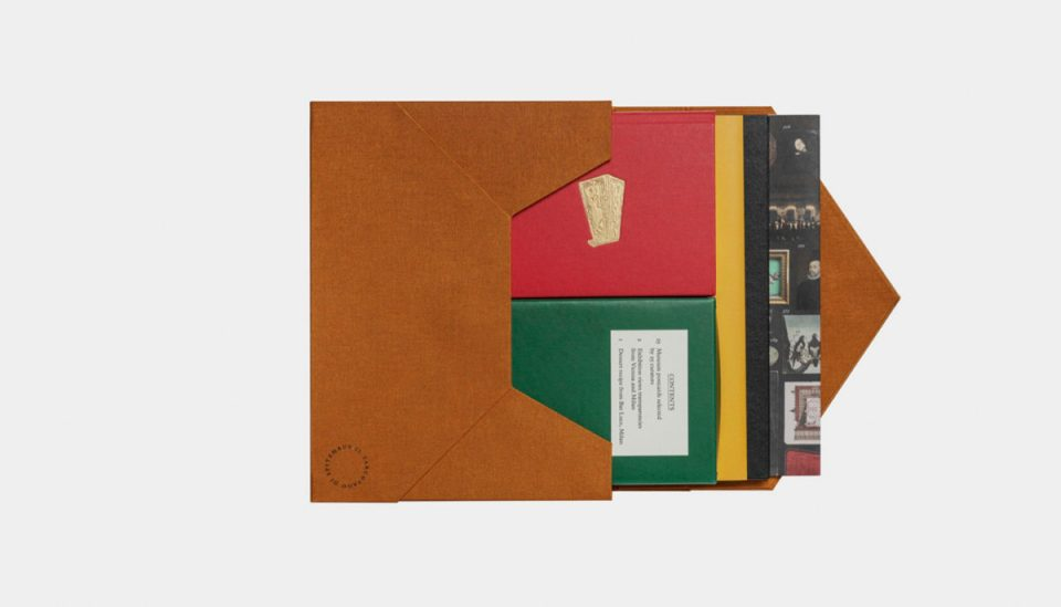 wes anderson and juman malouf exhibition catalog, fondazione prada