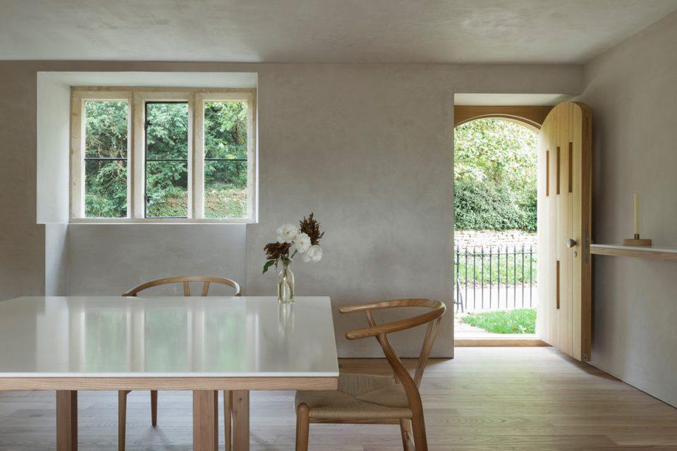 dining room, home farm
