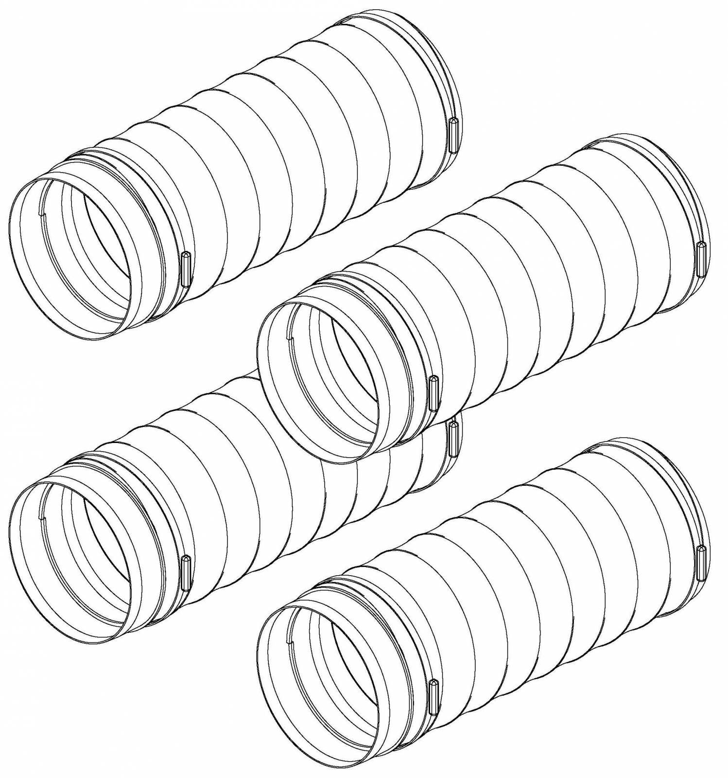 Duct Connector Kit