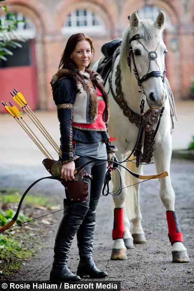 Ancient Horseback Riding