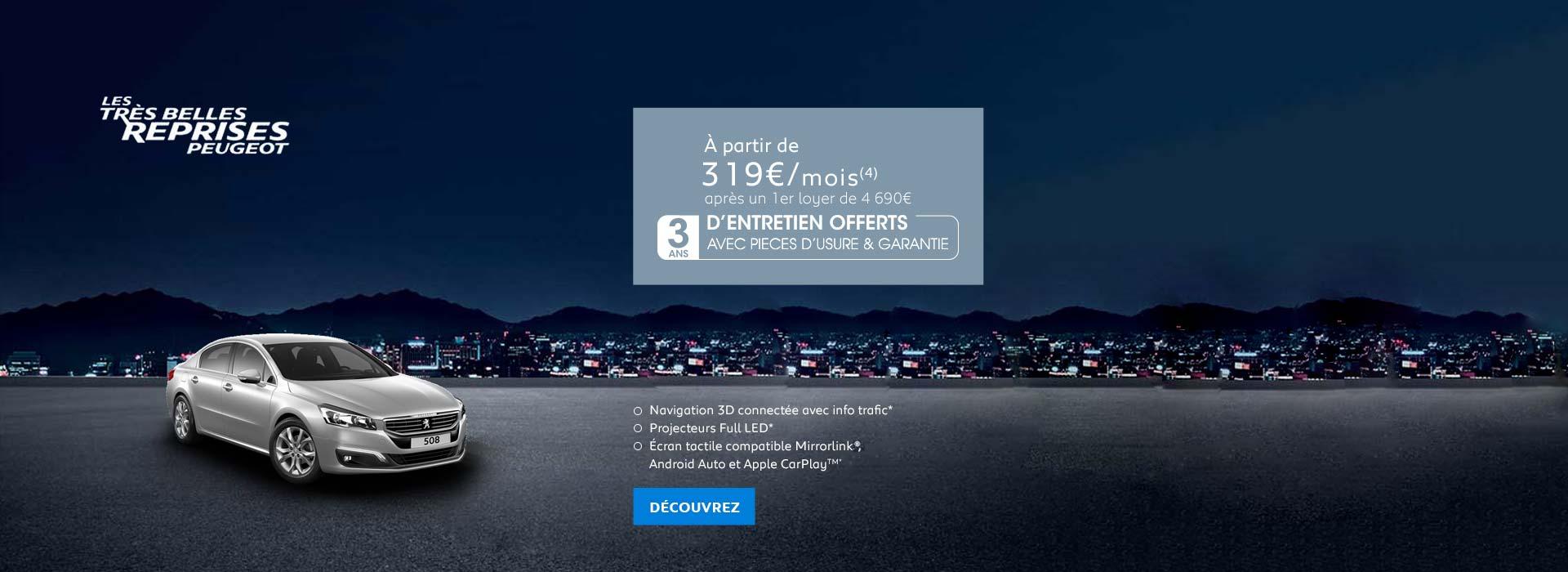 Peugeot Poitiers Concessionnaire Amp Garage Vienne 86