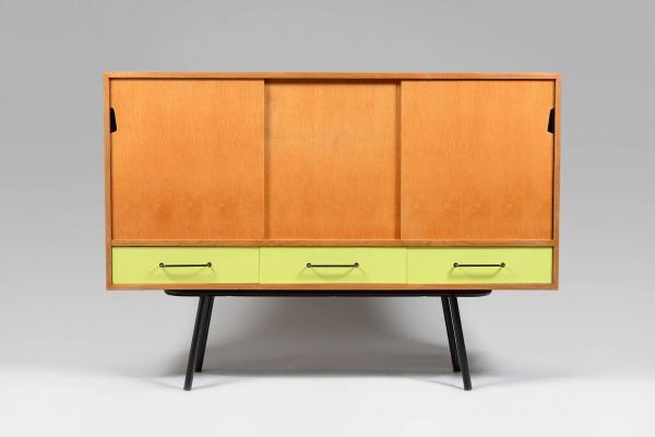 janine abraham 1929 2005 meubles tv