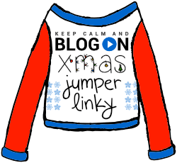 BlogOn Christmas Jumper Linky