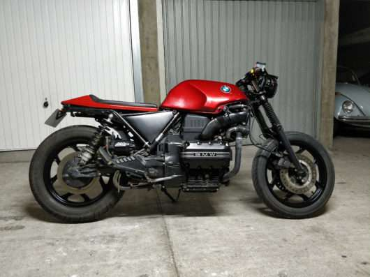 Bmw K75 Cafe Racer