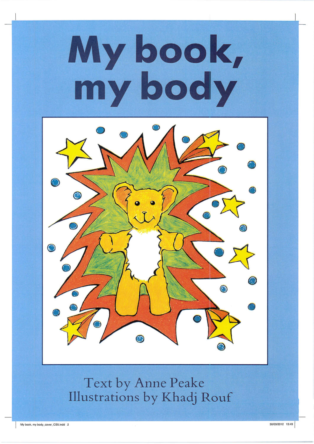My Book My Body