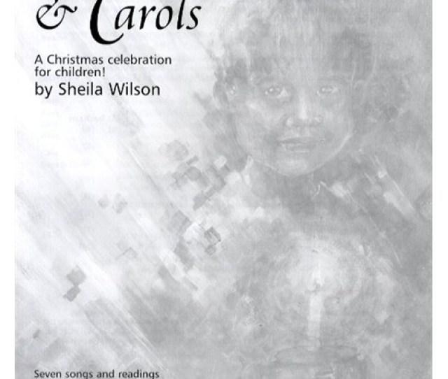 Sheila Wilson  Lessons And Carols Wordbook Books Voice