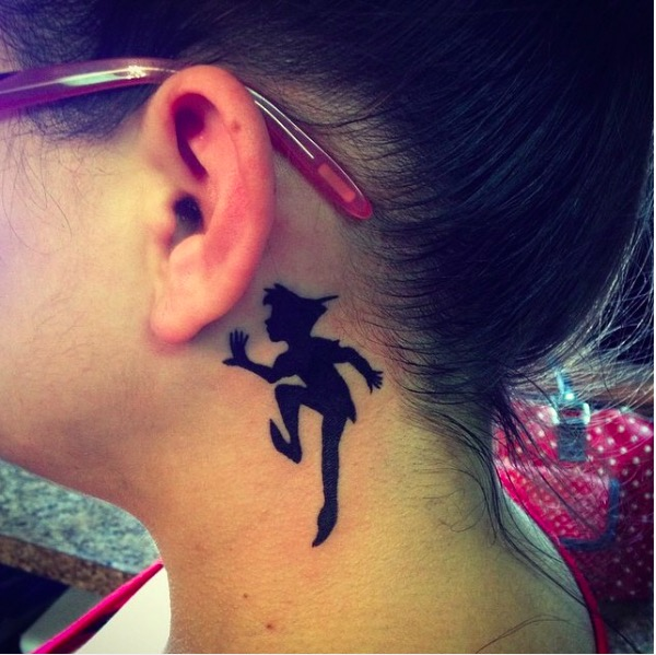 ClioMakeUp-tatuaggi-disney-piccoli-minimal-grandi-colorati-ombra-peter-pan