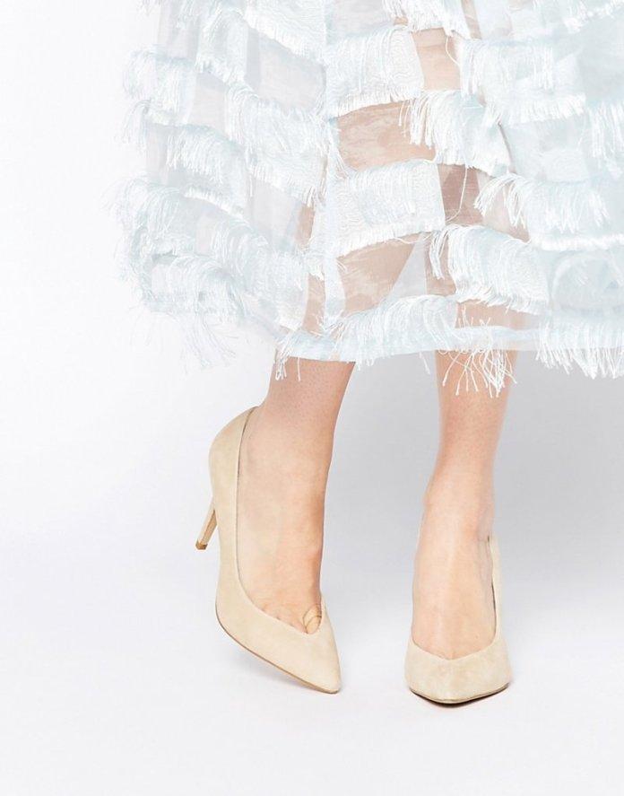 ClioMakeUp-scarpe-star-occasione-festa-abito-matrimonio-red-carpet-low-cost-tacchi-nude-decollete-asos-ravel