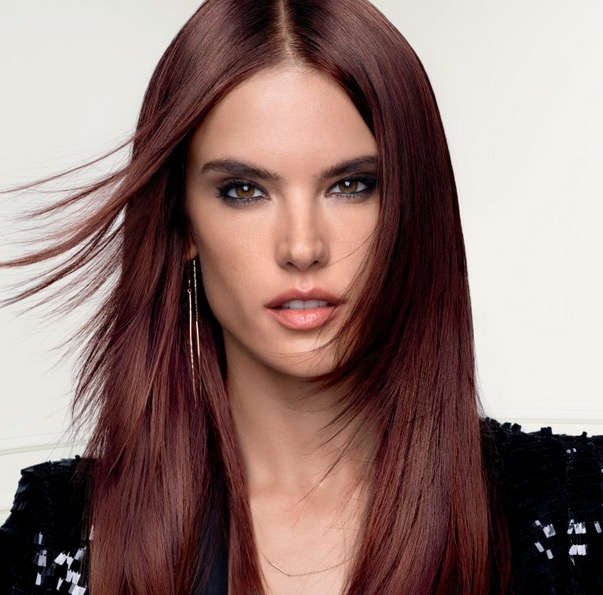 cliomakeup-colore-capelli-primavera-cherry-rose-gold-alessandra-ambrosio-loreal