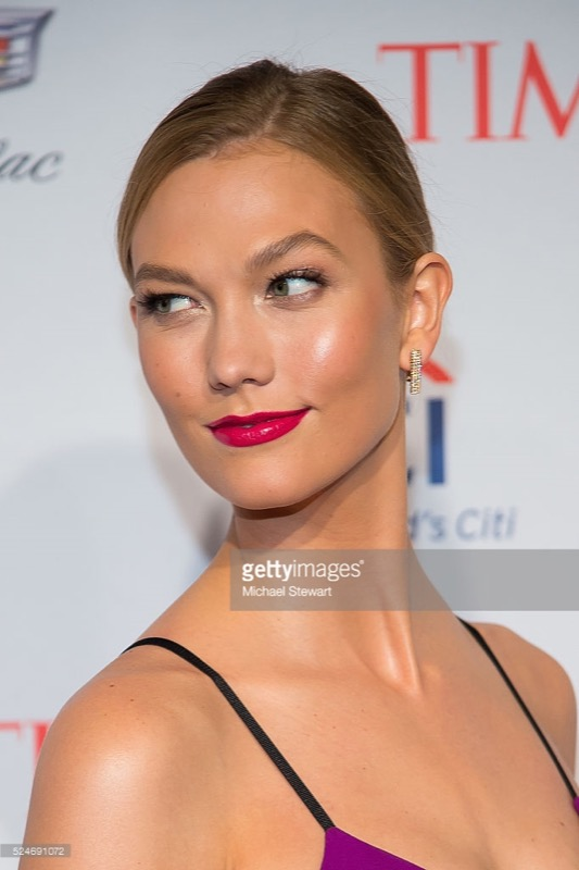 ClioMakeUp-donne-influenti-mondo-time-100-red-carpet-beauty-look-karlie-kloss-7