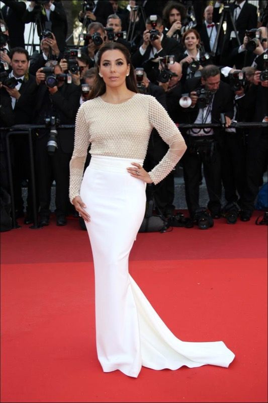 ClioMakeUp-Cannes-2016-red-carpet-beauty-look-primi-giorni-star-vip-eva-longoria.