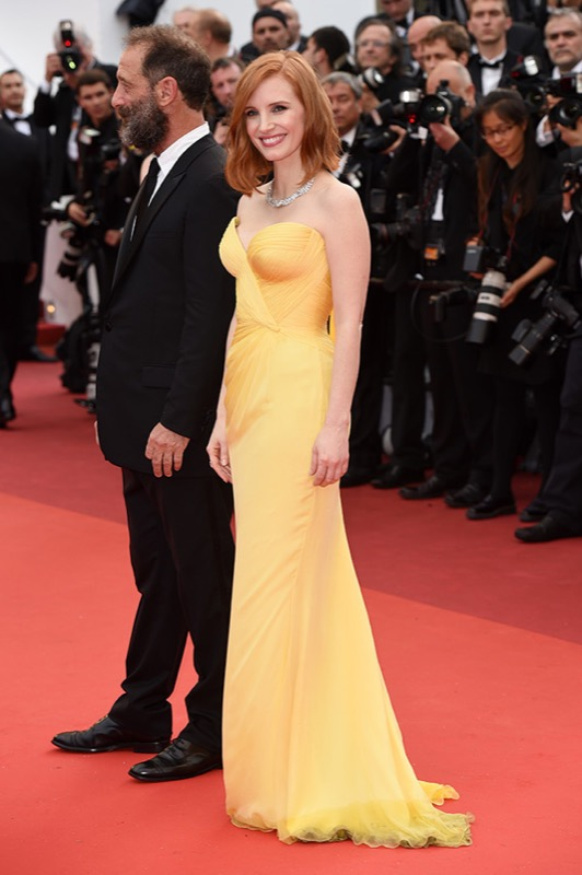 ClioMakeUp-Cannes-2016-red-carpet-beauty-look-primi-giorni-star-vip-jessica-chastain-4
