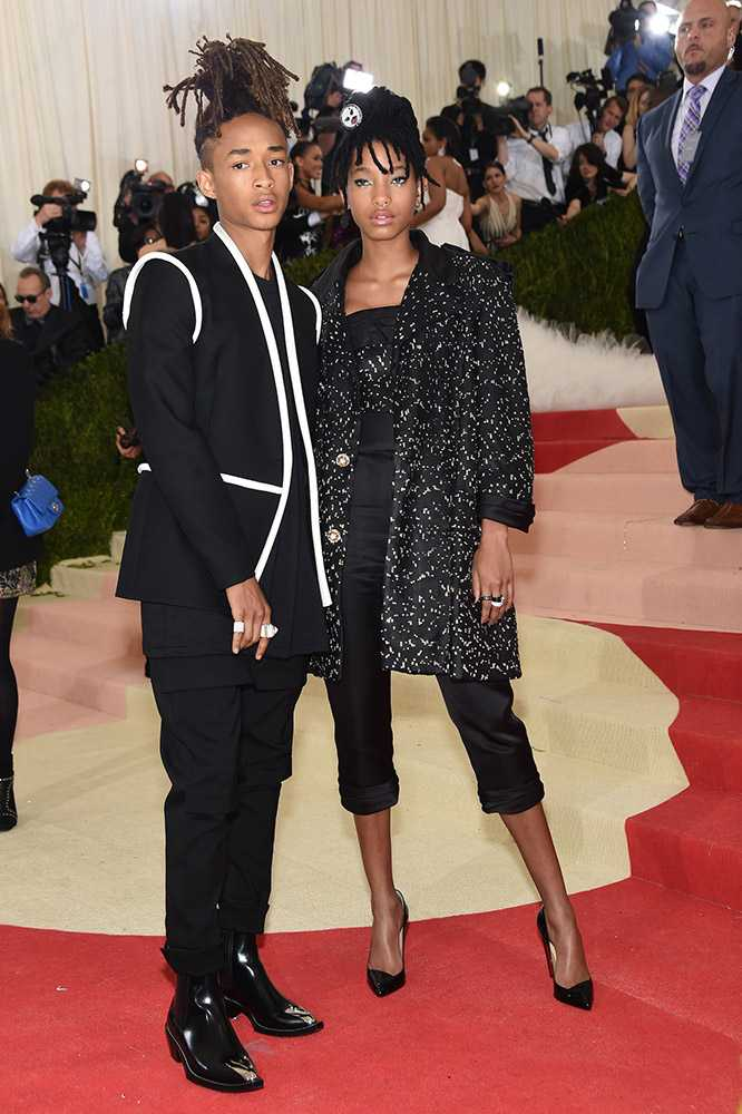 ClioMakeUp-met-gala-2016-met-ball-abiti-vestiti-look-star-jaden-smith-and-willow-smith