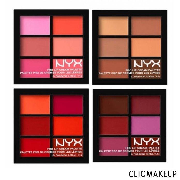 cliomakeup-recensione-pro-lip-cream-palette-nyx-4
