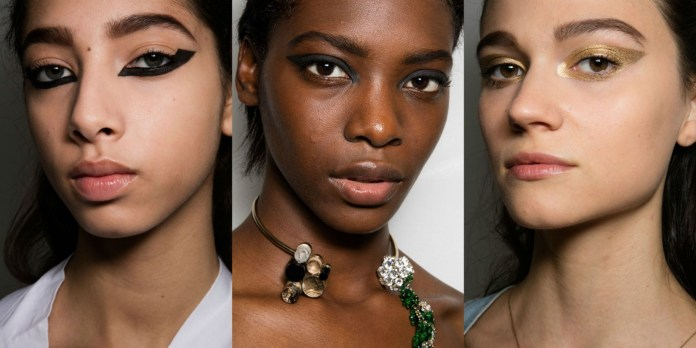 ClioMakeUp-alta-moda-Parigi-cat-eye-Dior-modelle-trucco-beauty-look