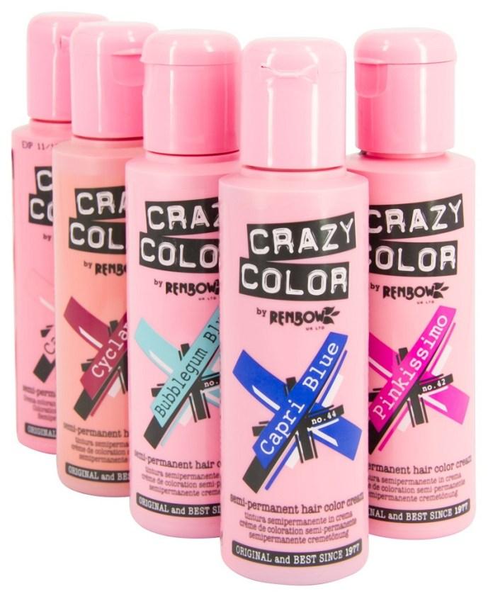 ClioMakeUp-capelli-colorati-tinte-pazze-estate-arcobaleno-crazy-color-semi-permanente