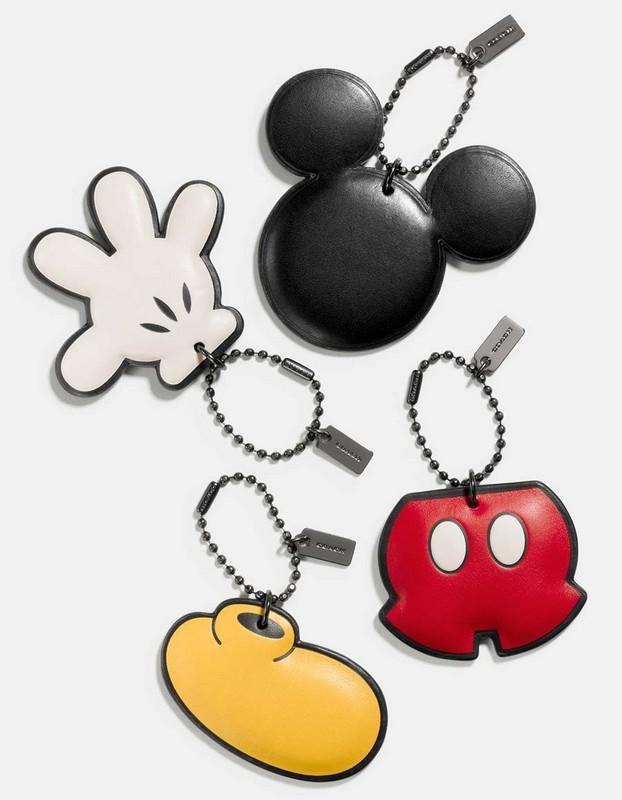 ClioMakeUp-collezioni-moda-ispirate-a-disney-coach-mickey-mouse-portachiavi