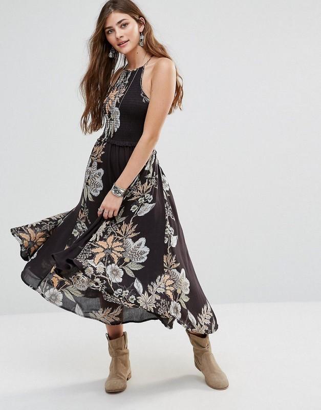 ClioMakeUp-abiti-neri-estate-fantasia-fiori-lungo
