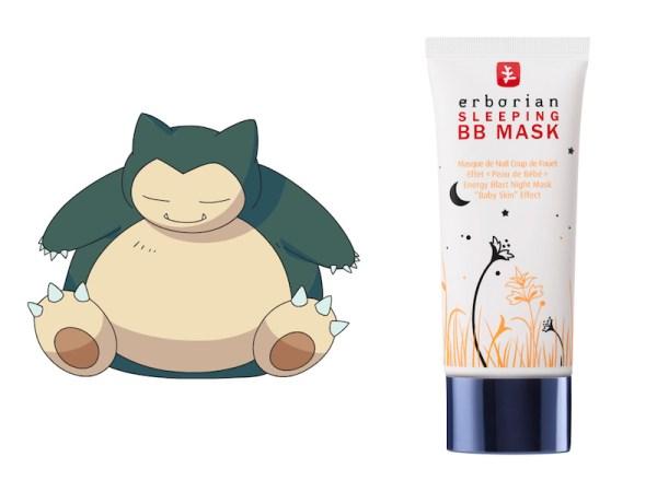 ClioMakeUp-pokemon-beauty-pokemongo-makeup-skincare-tips-top-snorlax