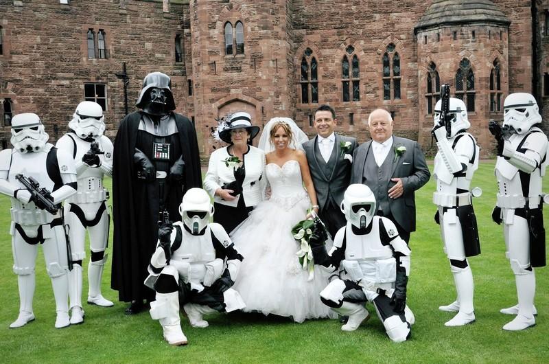 Auguri Matrimonio Star Wars : Matrimonio nerd idee e ispirazioni per il grande giorno