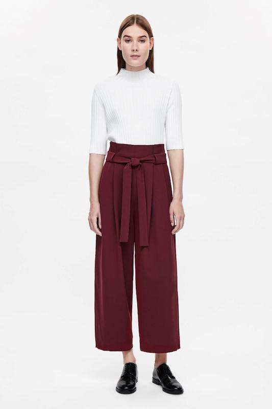 Pantaloni culotte come indossarli e a chi stanno bene!
