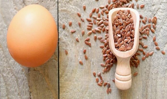 ClioMakeUp-semi-lino-utilizzi-capelli-corpo-organismo-salute-uova