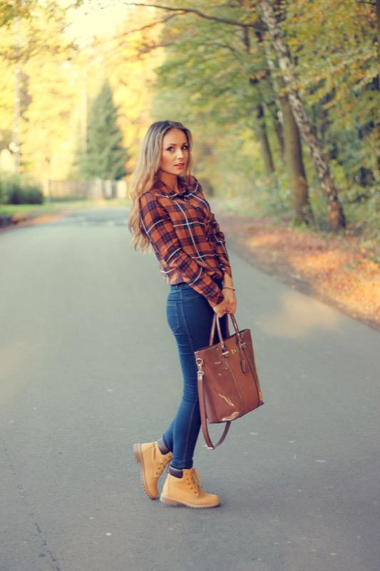 Come indossare le Timberland  tantissime idee per outfit pazzeschi! fa20fbba141