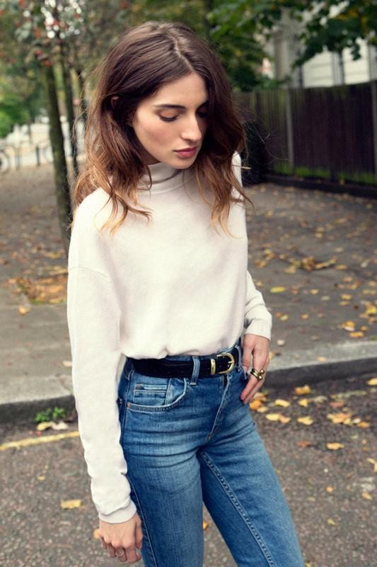 ClioMakeUp-vita-alta-trend-jeans-mom-maglioncino