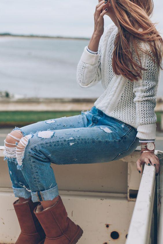 cliomakeup-come-abbinare-gli-ugg-2-jeans